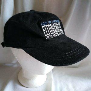 Elton John Billy Joel Live In Vienna 1998 Hat